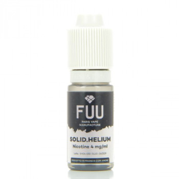 Solid Helium Silver The Fuu Italia 10ml