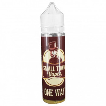 One Way 50in60 Small Town Vapes 50ml 00mg