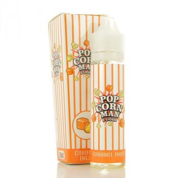 Caramel Twist Pop Corn Man E Liquid 50ml 00mg