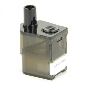 Cartouche de remplacement 5.6ml + resistance 0.35ohm HiFlask Wismec