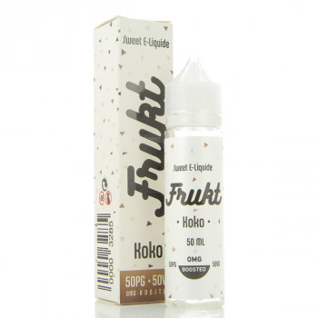 Koko Frukt 50ml 00mg