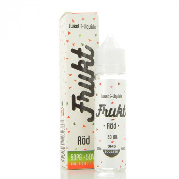 Rod Frukt 50ml 00mg