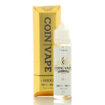 Nikki Coin Vape 50ml 00mg