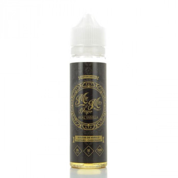 Real Vanilla 20/80 Edition Limitée Mr & Mrs Vape 50ml 00mg