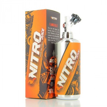 Flamming Bullet Nitro Juice 50ml 00mg