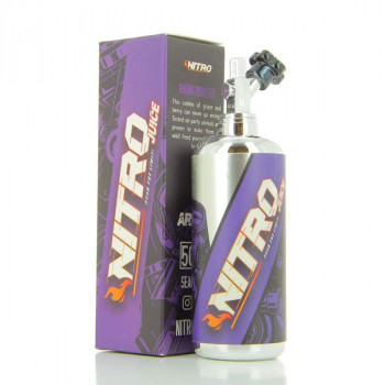 Raging Booster Nitro Juice 50ml 00mg