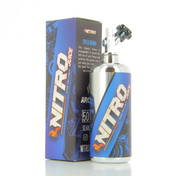 Speed Demon Nitro Juice 50ml 00mg