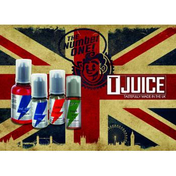 Flyers T Juice A6 FR