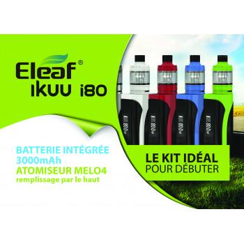 Flyers Eleaf Kit Ikuu I80 A5