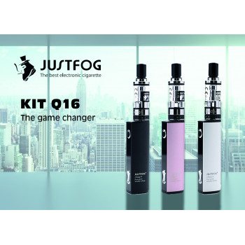 Flyers Justfog Kit Q16 A5