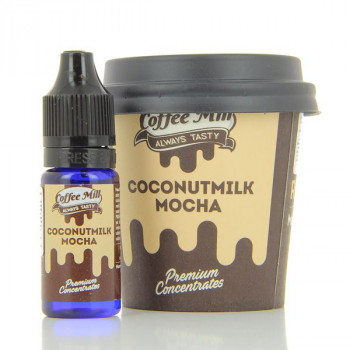 Coconutmilk Mocha Concentre Coffee Mill 10ml