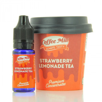 Strawberry Lemonade Tea Concentre Coffee Mill 10ml
