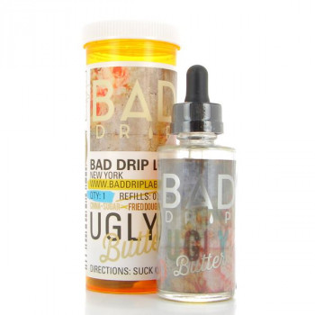 Ugly Butter Bad Drip 50ml 00mg