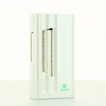 Pack IShare + Power Bank 1400mah blanc Suorin