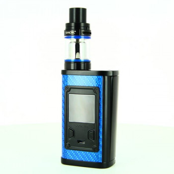 Kit Majesty 225W + TFV8 X Baby Bleu Smok