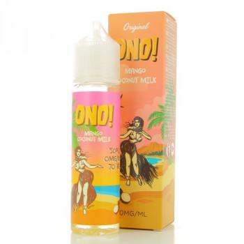 Mango Coconut Milk Ono 50ml 00mg