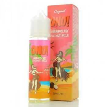 Strawberry Coconut Milk Ono 50ml 00mg