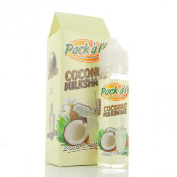 Coconut Milkshake Pack a l'O 50ml 00mg