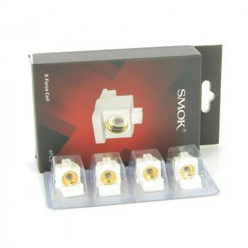 Pack de 4 resistances X-Force 0,3ohm Smok