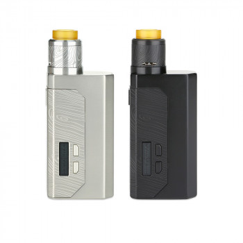 Kit Luxotic MF (screen) + Guillotine RDA V2 Wismec
