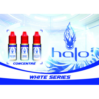 Flyers Halo Concentre White Series A6
