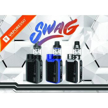 Flyers Kit Swag Vaporesso A6