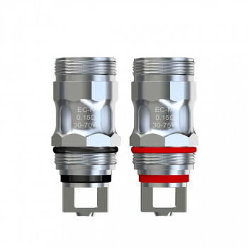 Pack de 5 resistances ECM / ECM 0.15ohm Eleaf
