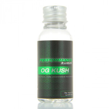 OG Kush Concentre Medusa Juice Performance 30ml
