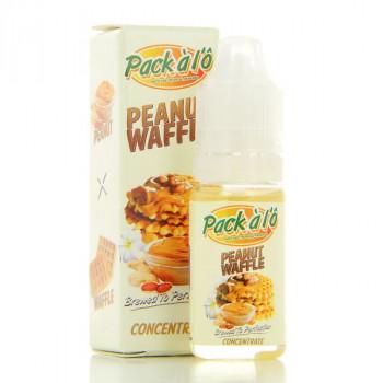 Peanut Waffle Concentre Pack à l'Ô 10ml