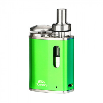 Kit Istick Pico Baby 1050mah + GS Baby Greenary Eleaf