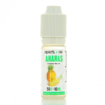 Ananas Fruuits By Fuu 10ml