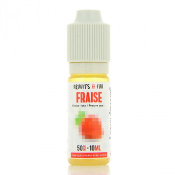 Fraise Fruuits By Fuu 10ml