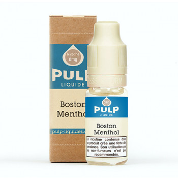 Boston Menthol Pulp 10ml 00mg