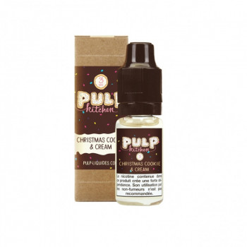 Christmas Cookie & Cream Pulp Kitchen 10ml