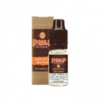 Orange Epicée Pulp Kitchen 10ml