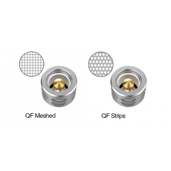 Pack of 3 QF Coil 0,18ohm Vaporesso