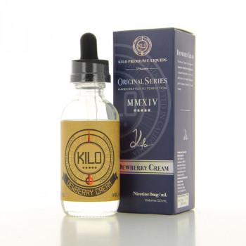 Dewberry Cream Original Series Kilo 50ml 00mg