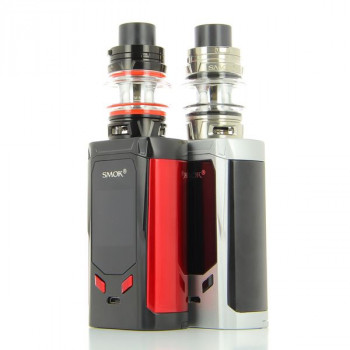 Kit R-Kiss 200W + TFV8 Baby V2 5ml Smoktech