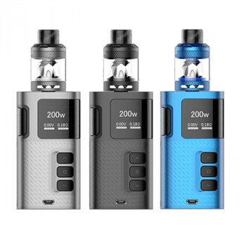 Kit Ripple 200W TC + Ripple 3.5ml Kangertech