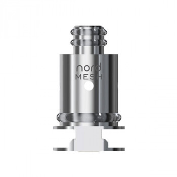 Pack de 5 résistances Nord Mesh 0.6Ω Smok