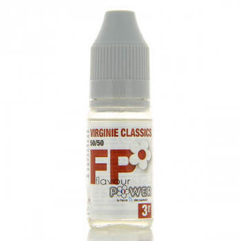 Tabac Classic Virginie 50/50 Flavour Power 10 ml