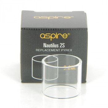Verre Nautilus 2S Transparent Aspire