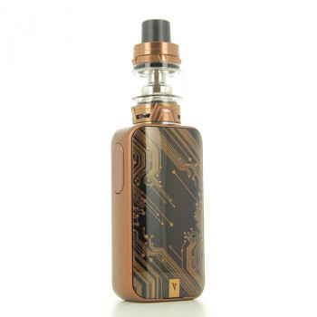 Kit Luxe 220W Touch Screen + SKRR 8ml Vaporesso