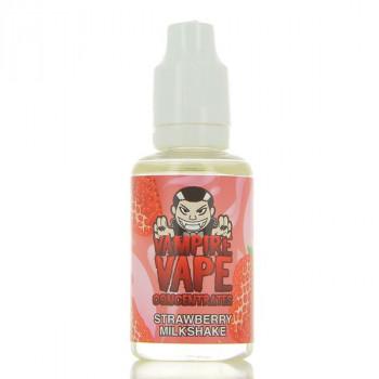 Strawberry Milkshake Concentre Vampire Vape 30ml