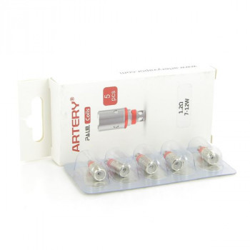 Pack de 5 résistances PAL-2 1.2ohm Artery