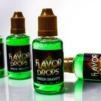 Green Gravity Flavor Drops 30ml