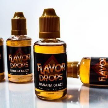 Banana Glaze Flavor Drops 30ml