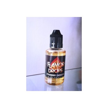 Strawberry Cheesecake Flavor Drops 30ml