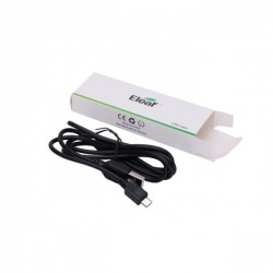 Chargeur cable mini USB E-Leaf