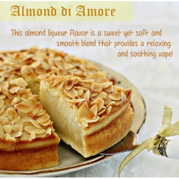 Almond Di Amor Queens Lab 30ml